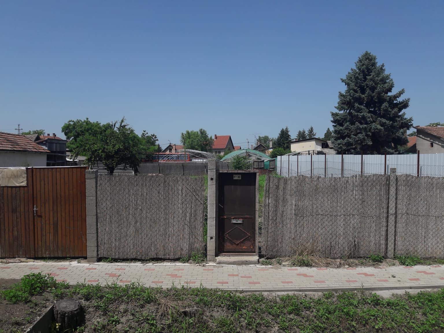 Makó Kerkápoly utcán építési telek eladó!